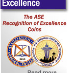 Recognition of Excellence Coins